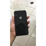 iPhone Xr, Preto, 64gb, Com 4 Meses De Uso!