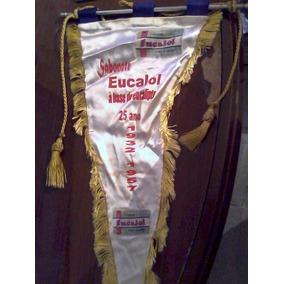 *sll* Antiga Flamula Sabonete Eucalol - Ano. 1957