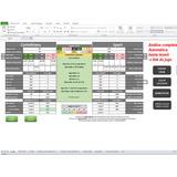 Planilha Automatizada Trader Esportivo - Betfair - Bet365