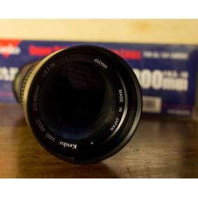 Lente Tele Kenko Para Nikon 420 - 800 Mm