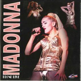 Cd - Madonna Blond Live