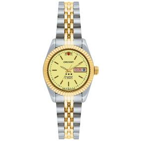 dbbfda07508 Relógio Orient Automatico Feminino Mini - Relógios no Mercado Livre ...