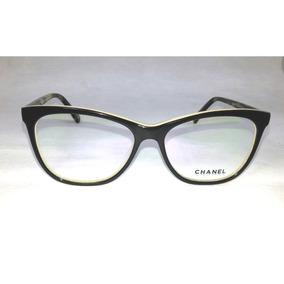 Oculos De Grau Chanel Marrom Creme - Óculos no Mercado Livre Brasil f322c3067f