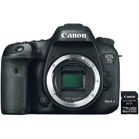 Canon Eos 7d Mark Ii Corpo 20,2 Mp + Adaptador Wi-fi W-e1