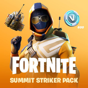 Pack De Inicio De Fortnite Batle Royale