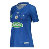 Camisa Cruzeiro Vôlei I 2017 Feminina 064b8faebd0a7