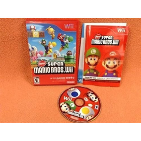 New Super Mario Bros. Nintendo Wii Pg23