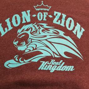 Sudadera Cristiana Lion Of Zion