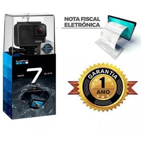 Filmadora Gopro Hero 7 Black, 4k, Gps, Wi-fi