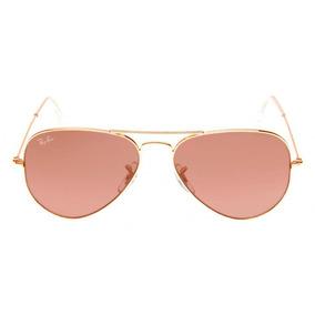 53018df249a36 Ray Ban Aviador Rosa Degrade - Óculos no Mercado Livre Brasil
