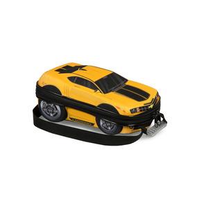Mochilete Camaro Amarelo 3d Escolar Maxtoy Mochila