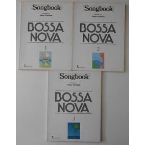 Songbook Bossa Nova Vols. 1, 2 E 3 Almir Chediak Lumiar Edit