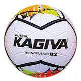 Bola Kagiva Futsal F5 R2 - Futebol no Mercado Livre Brasil 5e67f1a79bcc1