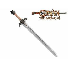 Espada Conan O Bárbaro 1982 - Réplica Oficial - Artigo Luxo