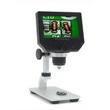 Microscopio Digital Stent Base Aluminio Y Pantalla 4.3 Hd