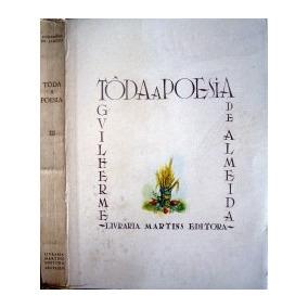 Tôda A Poesia - Tomo Iii, Livro