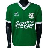 Camisa Palmeiras Coca Cola Retrô - Camisa Palmeiras Masculina no ... f3e101bfe9132