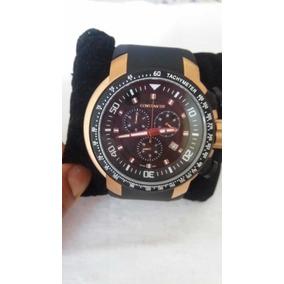 ad44de12e3c Relogio Constantim Gold Black - Joias e Relógios no Mercado Livre Brasil