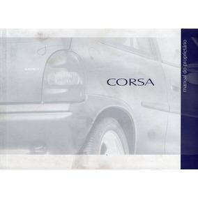 Manual Do Proprietário Gm Corsa 2000