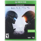 Halo 5 Nuevo Y Sellado Xbox One (en D3 Gamers)