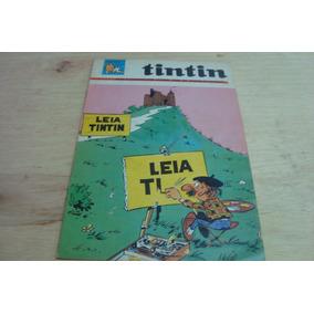 Gibi Bruguera Tintin 7 / Bruno Brazil / Lucky Asterix Ringo
