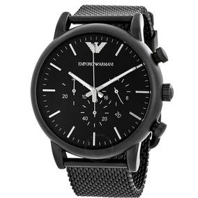 Relógio Emporio Armani Ar1968 Original + Caixa + 3 Anos De G