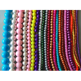 6a5dfc943fcd Perlas Para Armar Bisuteria en Mercado Libre México