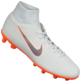 fd31c17e4b Chuteira Nike Mercurial Superfly Laranja Futebol Chuteiras ...