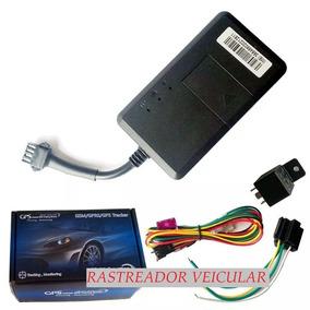 rastreador e bloqueador gps via satélite celular