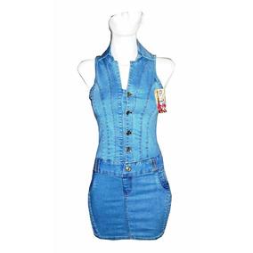 Vestido Mezclilla Strech S No Forever 21 Zara Bershka