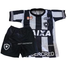 b88a2bc744c8b Boneco Com Uniforme Do Botafogo - Roupas de Futebol no Mercado Livre ...