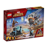 Lego Heroes Avengers Infinite War Procura Da Arma Thor 76102