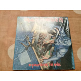 Iron Maiden No Prayer For The Dying Lp Nacional