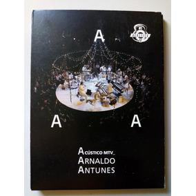 Arnaldo Antunes Acustico Mtv Dvd