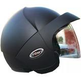Casco Suomy Joo Negro Mate J00 En Freeway Motos