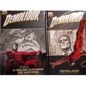 Coleção Demolidor Marvel Deluxe + Elektra Assassina