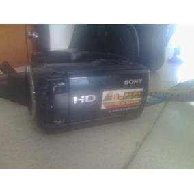 Video Camara Sony Handycam Modelo Hdr-cx100