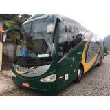 Ônibus Scania Irizar I6 Semi Leiro