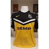 Camisa Santos Amarela 2014 no Mercado Livre Brasil 7638921f8dfcc