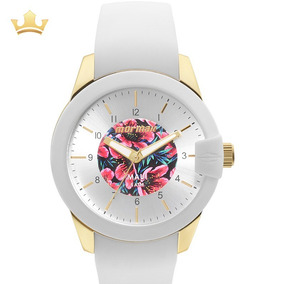 950f0a31d94dd Relogio Mormaii Feminino Floral - Relógios De Pulso no Mercado Livre ...