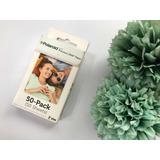 50 Pack Polaroid Premium Zink Papel 2x3