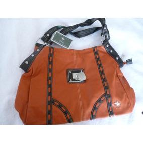 cc38cb522 Carteras Polo Ralph - Equipaje y Bolsas Naranja oscuro en Mercado ...
