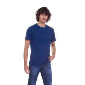 Camiseta Masculina Levis Sunset Pocket