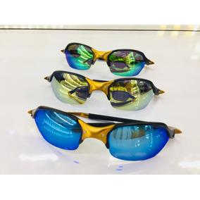 a7cd9311fbe4e Óculos Italy Desing Vários Modelos De Sol Oakley Juliet - Óculos no ...