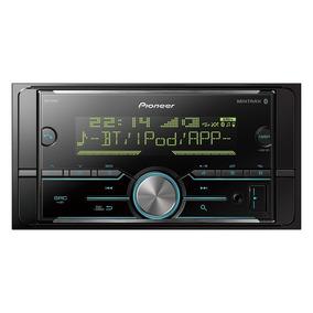 Radio Pioneer Receiver 2 Din Mvh-s618bt Usb Bluetooth