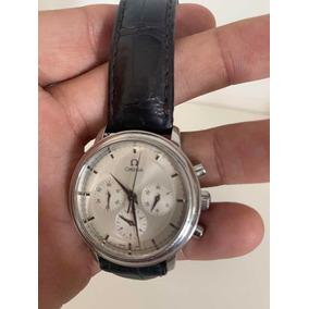 Relógio Ômega Original Modelo Retro Para Colecionadores