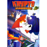 Dvd Krypto O Super Cão Vol. 2 - Original - Novo - Lacrado