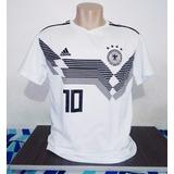8b42f11291 Camisa Alemanha Copa Mundo 2018 - Camisa Alemanha Masculina no ...