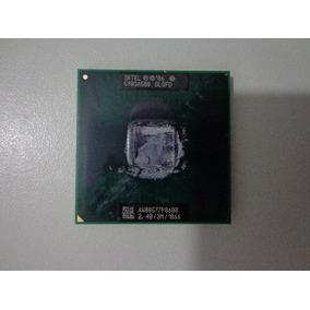 Processador Notebook Intel Slgfd @2.4ghz