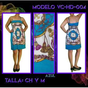 Vestidos Corto Hindú Vc-hd-004 Envío Full Gratis